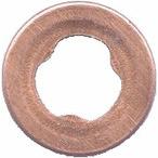 Pierścień uszczelniający obudowy wtryskiwacza ELRING 124.870