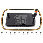 Zestaw filtra hydraulicznego automatycznej skrzyni biegów FEBI BILSTEIN 27061