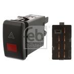 Włącznik świateł awaryjnych FEBI BILSTEIN 37509