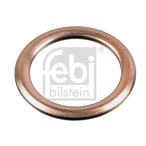 Pierścień uszczelniający korka spustowego oleju FEBI BILSTEIN 44850
