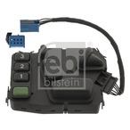 Włącznik, regulacja położenia kolumny kierownicy FEBI BILSTEIN 46560