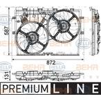 Wentylator chłodnicy silnika BEHR HELLA SERVICE 8EW 351 041-451