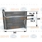 Parownik klimatyzacji BEHR HELLA SERVICE 8FV 351 210-061
