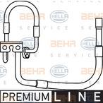 Przewód ciśnieniowy klimatyzacji BEHR HELLA SERVICE 9GS 351 337-271