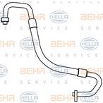 Przewód ciśnieniowy klimatyzacji BEHR HELLA SERVICE 9GS 351 337-461