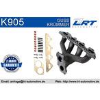 Kolektor wydechowy LRT K905