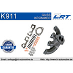 Kolektor wydechowy LRT K911