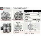 Alternator DELCO REMY DRA4239