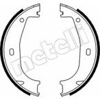 Szczęki hamulcowe hamulca postojowego - komplet METELLI 53-0016