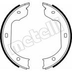 Szczęki hamulcowe hamulca postojowego - komplet METELLI 53-0019