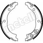 Szczęki hamulcowe hamulca postojowego - komplet METELLI 53-0089