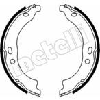 Szczęki hamulcowe hamulca postojowego - komplet METELLI 53-0094