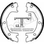 Szczęki hamulcowe hamulca postojowego - komplet METELLI 53-0097