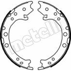 Szczęki hamulcowe hamulca postojowego - komplet METELLI 53-0162