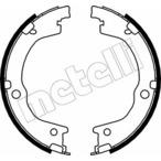 Szczęki hamulcowe hamulca postojowego - komplet METELLI 53-0230
