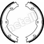 Szczęki hamulcowe hamulca postojowego - komplet METELLI 53-0243