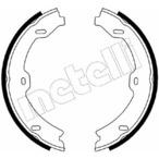 Szczęki hamulcowe hamulca postojowego - komplet METELLI 53-0247