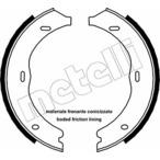 Szczęki hamulcowe hamulca postojowego - komplet METELLI 53-0248
