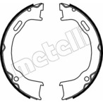 Szczęki hamulcowe hamulca postojowego - komplet METELLI 53-0364