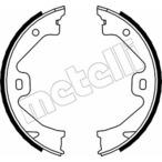 Szczęki hamulcowe hamulca postojowego - komplet METELLI 53-0369
