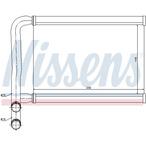 Nagrzewnica ogrzewania kabiny NISSENS 77631