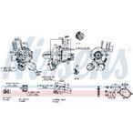 Turbosprężarka NISSENS 93042