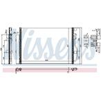 Chłodnica klimatyzacji - skraplacz NISSENS 940389