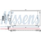 Chłodnica klimatyzacji - skraplacz NISSENS 94702