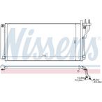 Chłodnica klimatyzacji - skraplacz NISSENS 94804