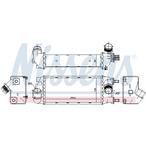Chłodnica powietrza doładowującego - intercooler NISSENS 96271