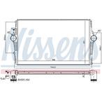 Chłodnica powietrza doładowującego - intercooler NISSENS 969001