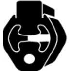 Pasek gumowy systemu wydechowego WALKER 80181