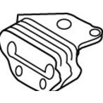 Uchwyt systemu wydechowego WALKER 80213