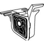 Uchwyt systemu wydechowego WALKER 80419