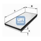 Filtr kabinowy UFI 53.064.00
