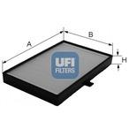 Filtr kabinowy UFI 53.079.00