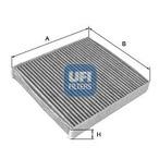 Filtr kabinowy UFI 54.107.00