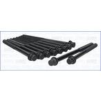 Zestaw śrub głowicy cylindrów AJUSA 81027400