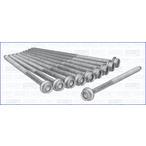 Zestaw śrub głowicy cylindrów AJUSA 81028500