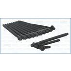 Zestaw śrub głowicy cylindrów AJUSA 81044100