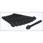 Zestaw śrub głowicy cylindrów AJUSA 81045300