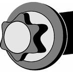 Zestaw śrub głowicy cylindrów CORTECO 016281B