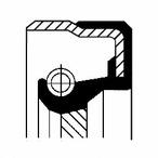 Pierscień uszczelniający wału skrzyni biegów CORTECO 01027959B