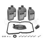 Zestaw czężci, wymiana oleju w automatycznej skrzyni biegów MEYLE 014 135 0201