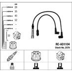 Przewody zapłonowe - zestaw NGK 2579