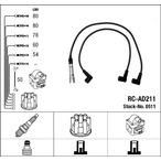 Przewody zapłonowe - zestaw NGK 0511