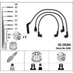 Przewody zapłonowe - zestaw NGK 8286