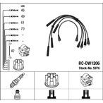 Przewody zapłonowe - zestaw NGK 5976