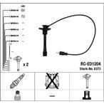 Przewody zapłonowe - zestaw NGK 6373