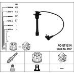 Przewody zapłonowe - zestaw NGK 9167